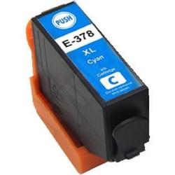Tinta Compatible Epson 378XL Cian T3792