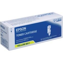 Tóner Epson C13S050611 Amarillo