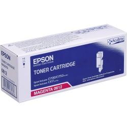 Tóner Epson C13S050612 Magenta