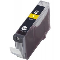 Tinta Compatible Canon 8 Amarillo CLI-8Y