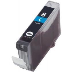 Tinta Compatible Canon 8 Cian CLI-8C