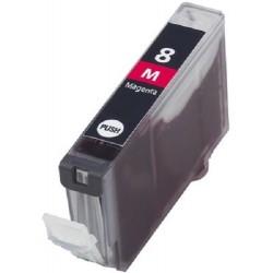 Tinta Compatible Canon 8 Magenta CLI-8M