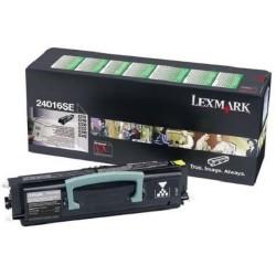 Toner Lexmark 24016Se Black