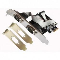 L-LINK TARJETA PCIE CON 2...
