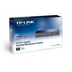 Switch 24 Puertos Gigabit Tp-Link TL-SG1024D