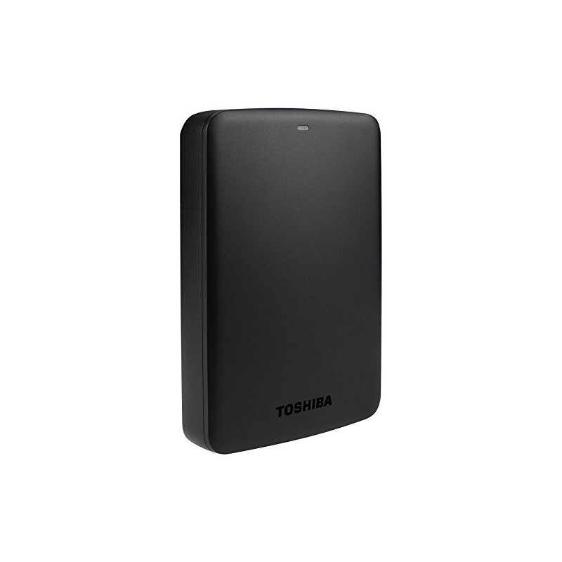 "External disk 2.5 ""3TB Toshiba Canvio Basics"