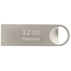 Pendrive de 32GB Toshiba U401 Plata