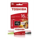 Tarjeta MicroSD 16GB Toshiba Exceria