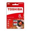Tarjeta SD 8GB HC Clase 10 Toshiba