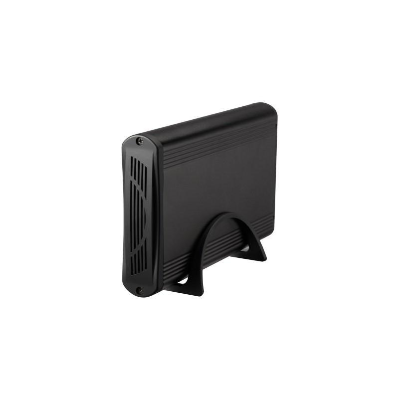 """Caja USB 3.0 Disco 3,5"""" SATA Tooq TQE-3526B"""