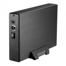 """Caja USB 3.0 Disco 3,5"""" SATA Tooq TQE-3527B"""