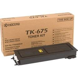 Tóner Kyocera TK-675 Negro