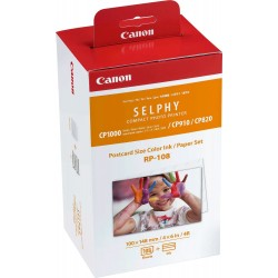 Pack Canon Selphy RP-108