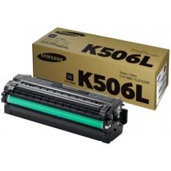 Tóner Samsung CLT-K506L Negro