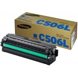 Tóner Samsung CLT-C506L Cian
