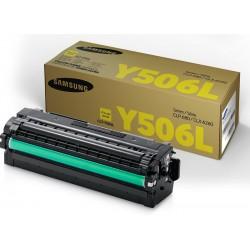 Tóner Samsung CLT-Y506L Amarillo