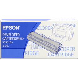 Tóner Epson C13S050166 Negro