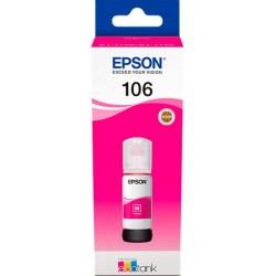 Tinta Epson 106 Magenta C13T00R340