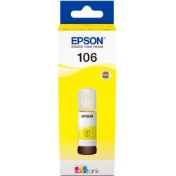 Tinta Epson 106 Amarillo C13T00R440