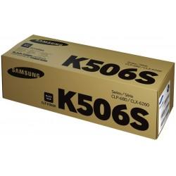 Tóner Samsung CLT-K506S Negro