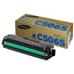 Tóner Samsung CLT-C506S Cian