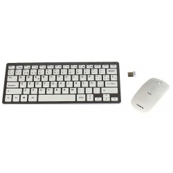 Wireless Keyboard and Mouse Combo Tacens Levis
