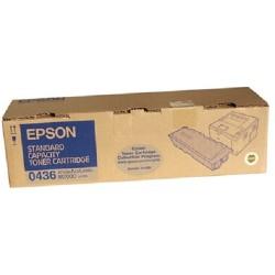 Tóner Epson C13S050436 Negro