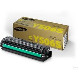 Tóner Samsung CLT-Y506S Amarillo