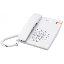 Teléfono Fijo Alcatel Temporis 180 Blanco