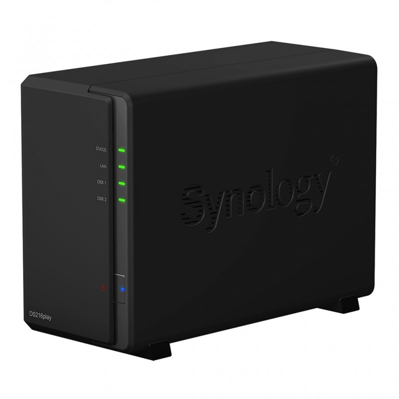 Servidor NAS Synology DS216play
