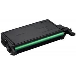 Tóner Compatible Samsung CLP-K660B Negro