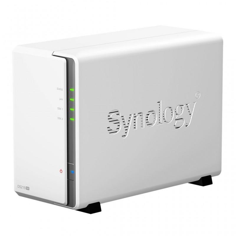 Servidor NAS Synology DS216se