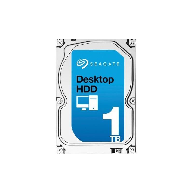 """Disco Duro SATA 3,5"""" 1TB Seagate Desktop"""