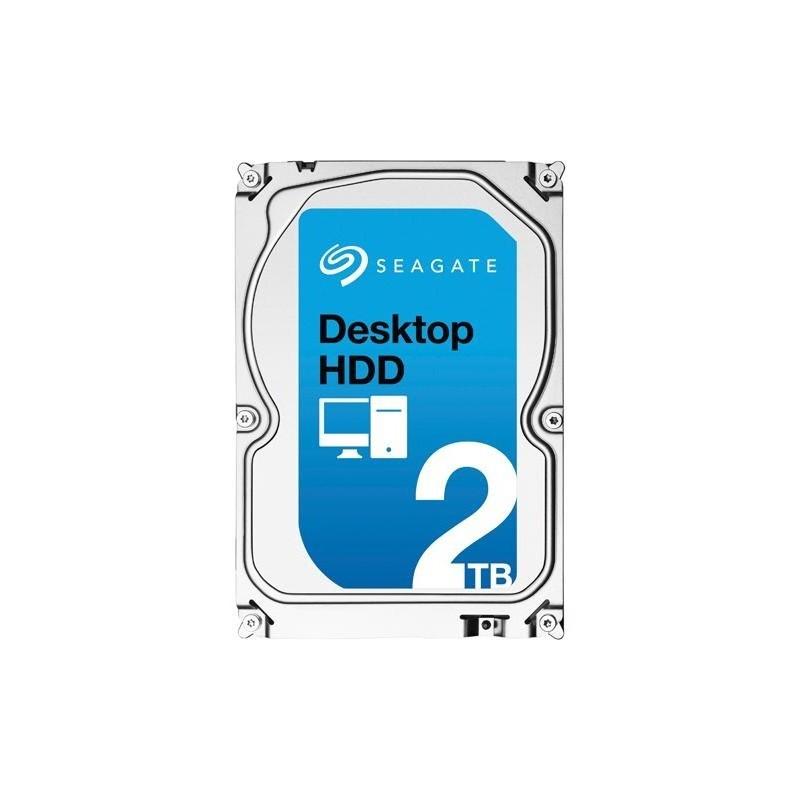 """Disco Duro SATA 3,5"""" 2TB Seagate Desktop"""