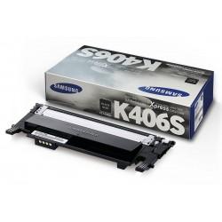 Tóner Samsung CLT-K406S Negro