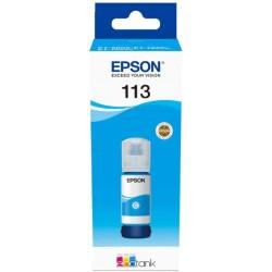Tinta Epson 113 Cian