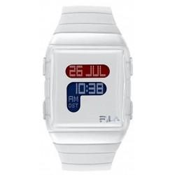 FILA 38-105-001  RELOJ WHITE