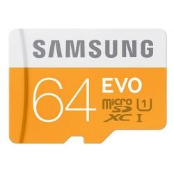 Tarjeta MicroSD 64GB HC...