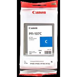 Tinta Canon 107 Cian PFI-107C