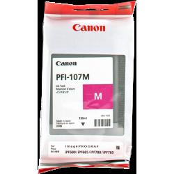 Tinta Canon 107 Magenta PFI-107M