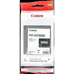Tinta Canon 107 Negro Mate PFI-107MBK