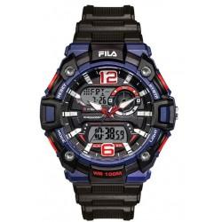 FILA 38-189-001 RELOJ BLACK