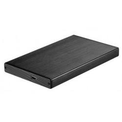 """Caja USB 3.0 Disco 2,5"""" SATA Tooq TQE-2527B"""