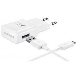 Cargador USB Samsung de Carga Rápida
