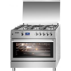 Cocina de Gas Svan SVK9561FX