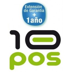Extended Warranty 10POS RP-10N 1 year