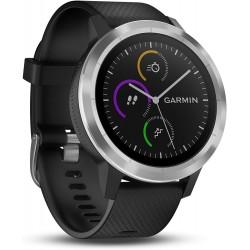 Smartwatch Garmin Vívoactive 3 Negro Acero Inoxidable