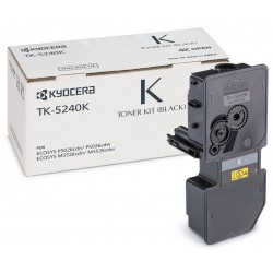 Tóner Kyocera TK-5240K Negro 1T02R70NL0