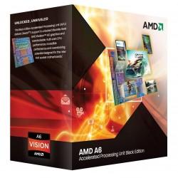 Procesador AMD Socket Fm1 A6-3670K 2,7Ghz