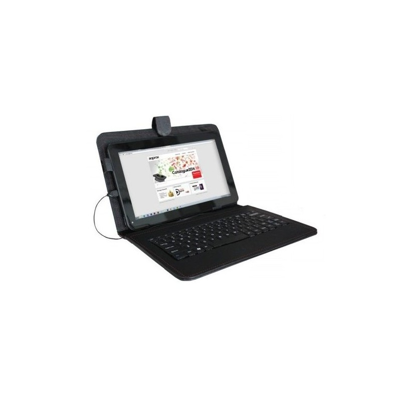 """Tablet Sleeve 9 """"with keyboard Approx"""